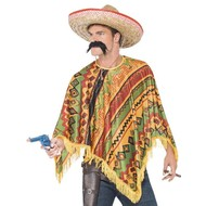 Mexicaanse poncho Dally