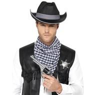 Western verkleedset heer