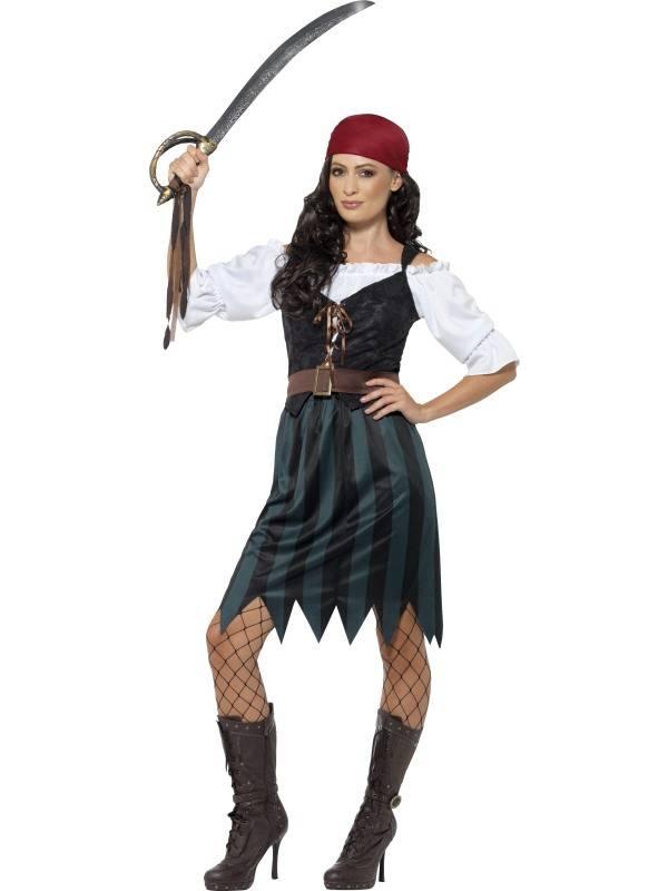 Carnavalskleding Dames Goedkoop.Goedkoop Piratenpak Dames