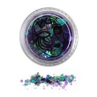 Grove schmink glitters Lavendel parel