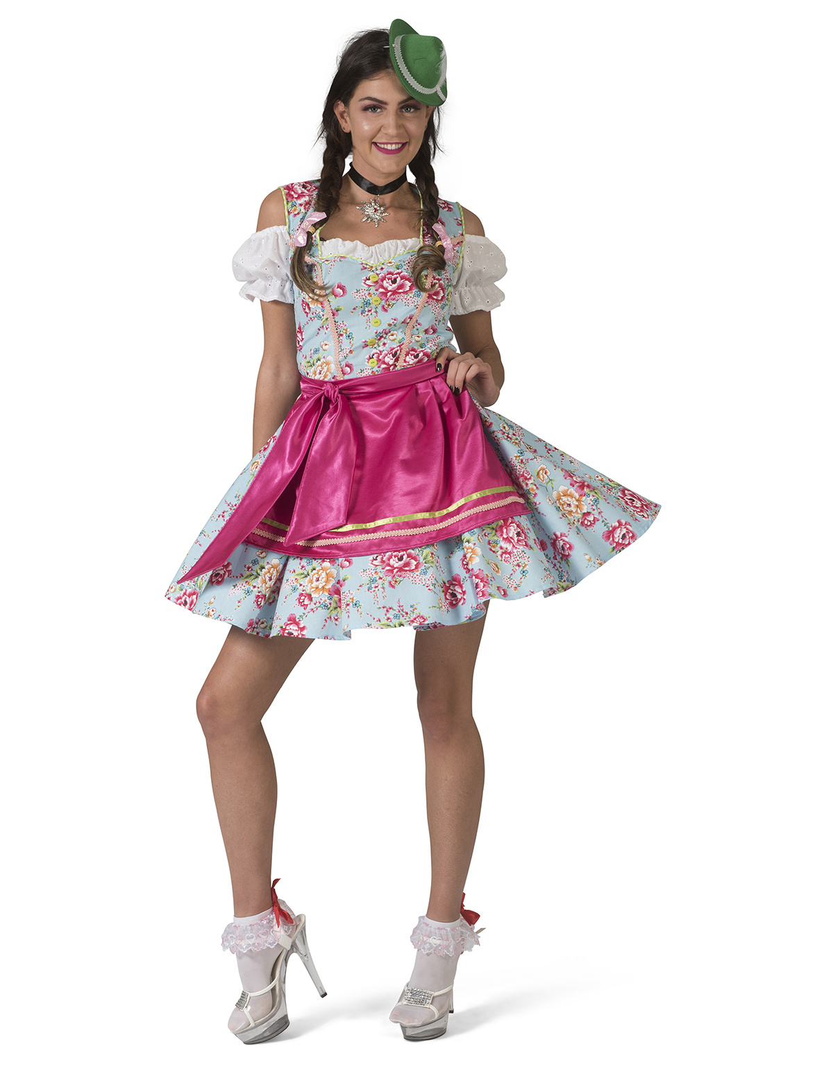 Tiroler jurkje Hilde dames