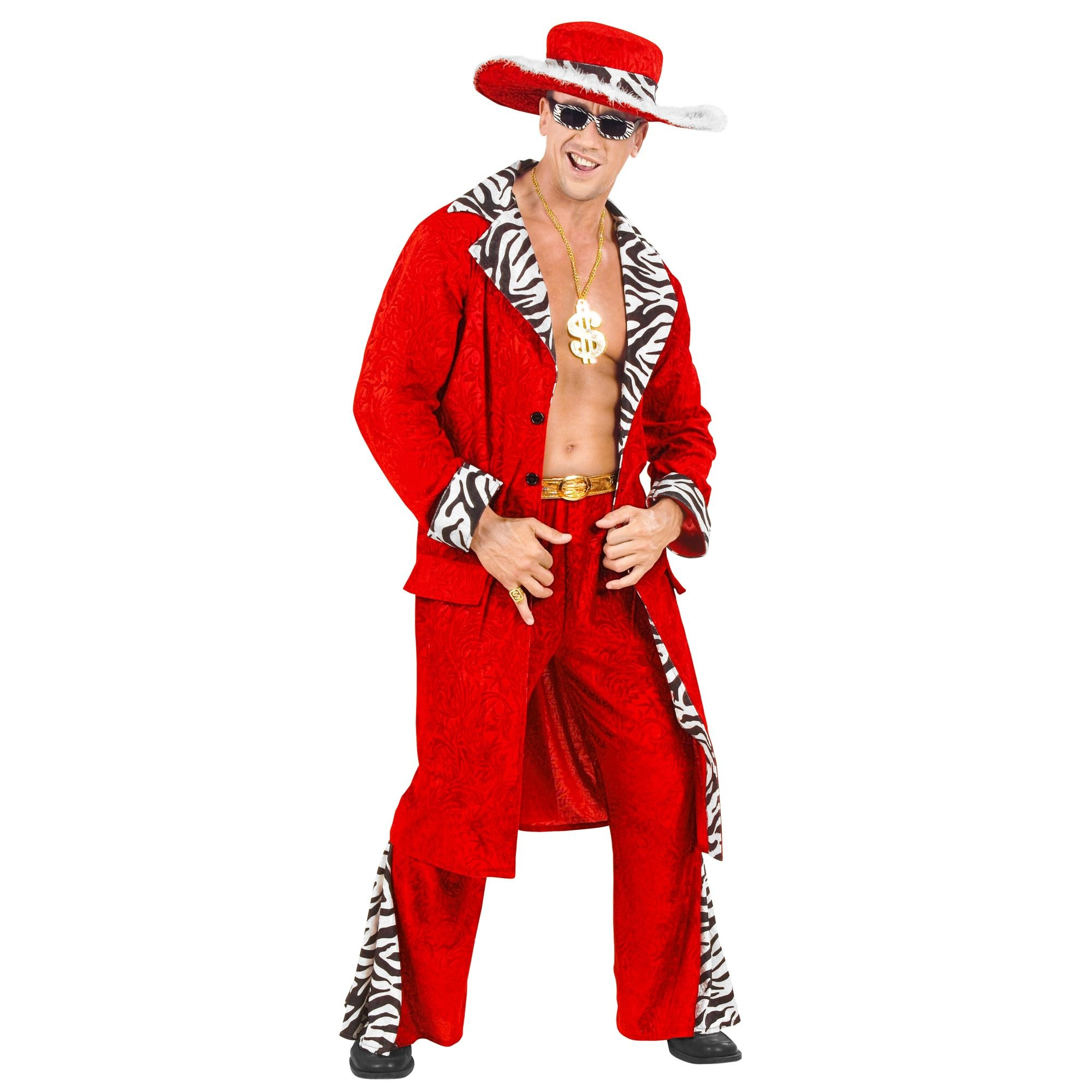 Carnavalspak King of Pimps