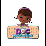 Doc McStuffins versiering