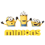 Minions versiering