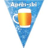 Apres ski versiering