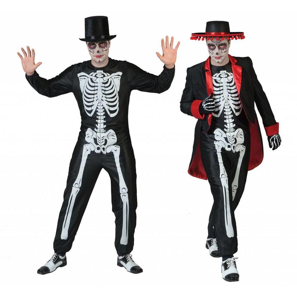 Dag Halloween.Halloween Heren Pak Dag Der Doden