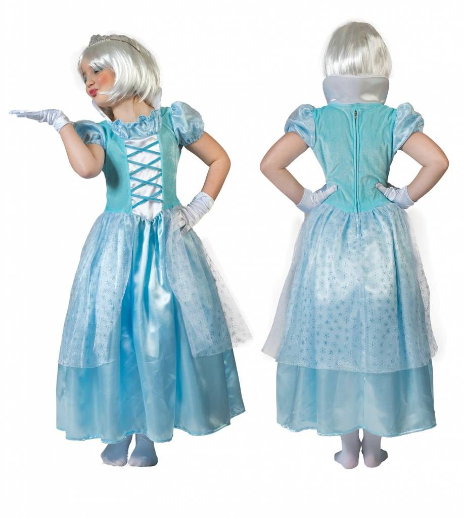 IJsprinses jurkjes voor kinderen