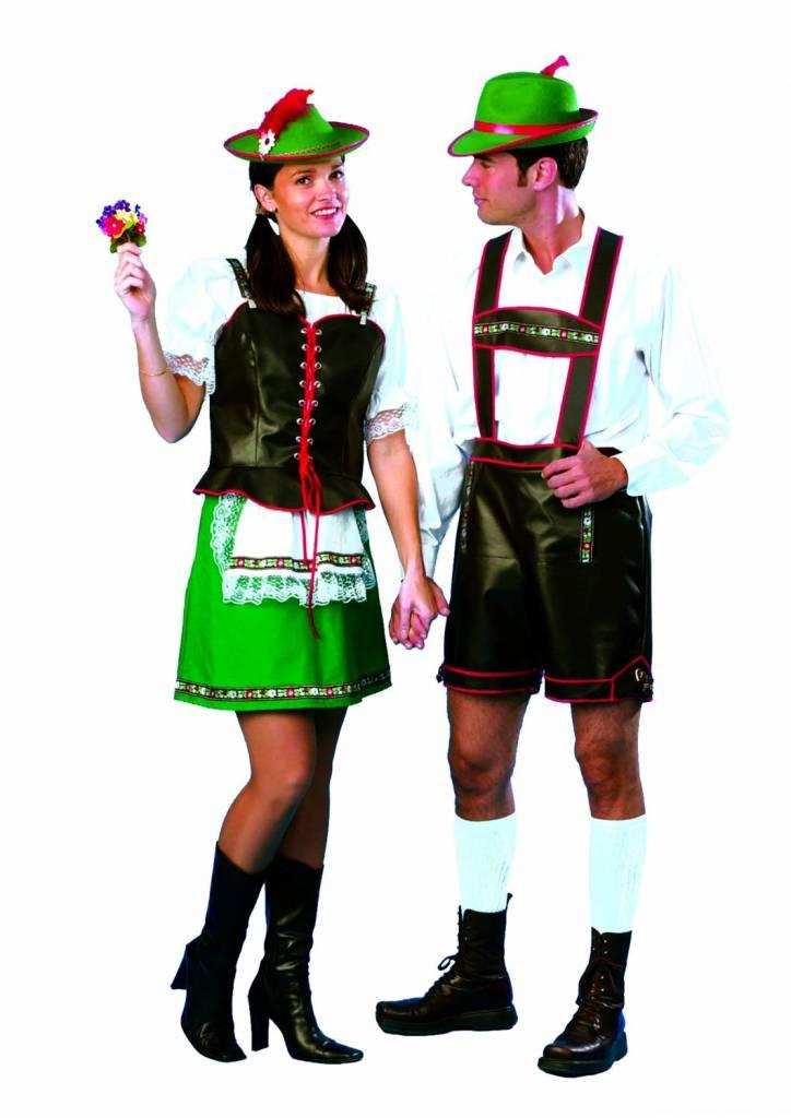 Feestkleding: Tiroler Heinz lederhose