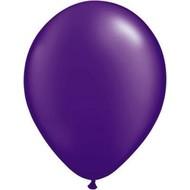 Helium ballonnen paars
