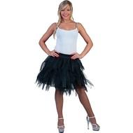 Tule rok zwart Gigi