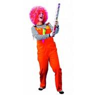 Carnavalskostuum: Oranje tuinbroek