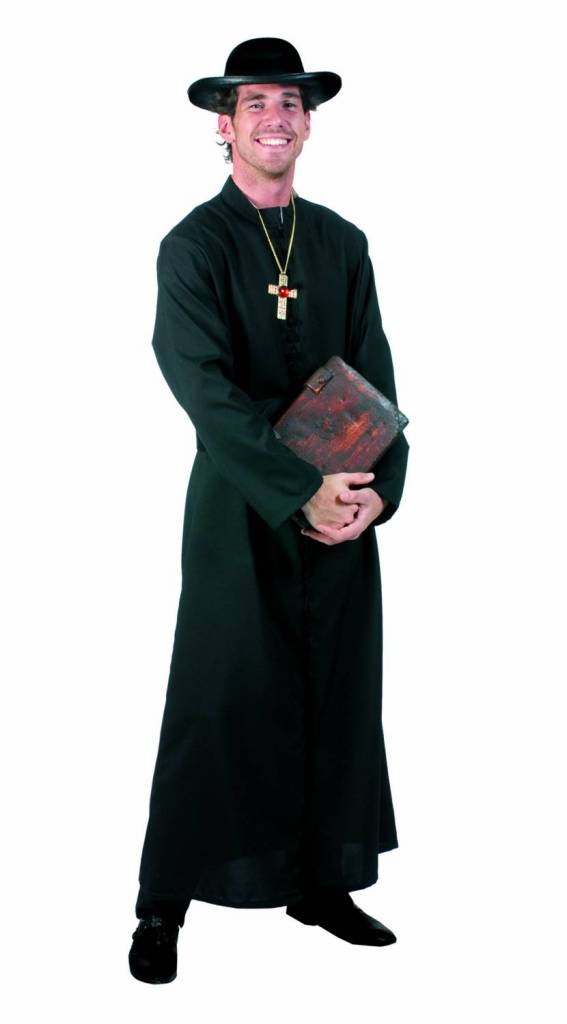 Feestkleding: Priesterskostuum Jaap