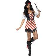 Sexy piraten meisje Chrissie