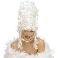 Carnavalskleding: Pruik, Antoinette