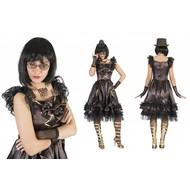 Prachtig Steampunk jurkje