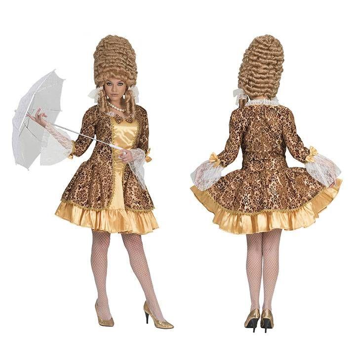 Barokke kostuum Bartoli voor dames