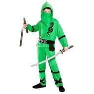 Ninja pak power groen