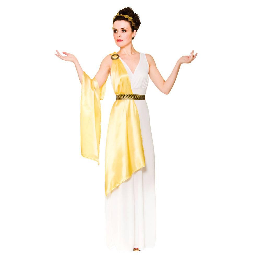 Griekse godin kostuum Lotis