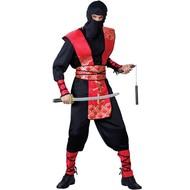 Ninja master pak volwassenen