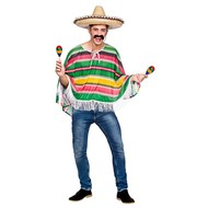 Mexicaanse poncho budget