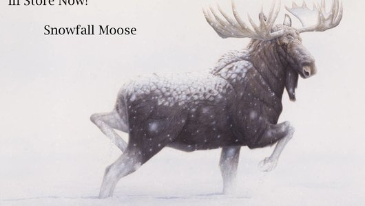 Frozen Moose - Finally available
