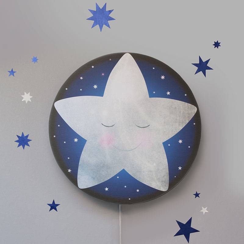 Starry Sky Stickers Midnight Blue-2