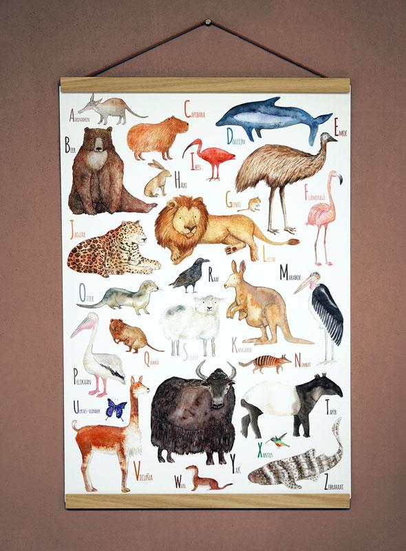 Animal ABC (Dutch)-1