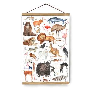 Tieren ABC (EN)
