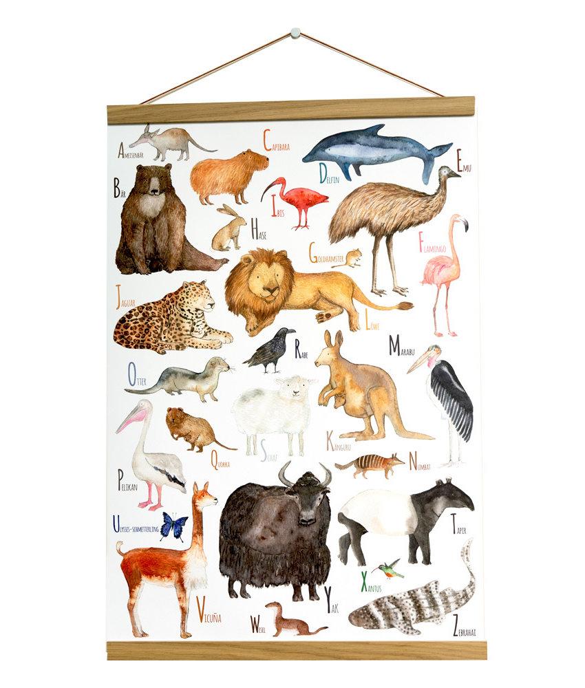 Animal ABC (German)