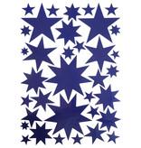 Sterrenstickers Nachtblauw