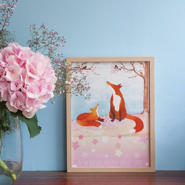Foxes poster-2