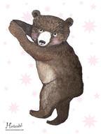 Wallsticker Hedgehog