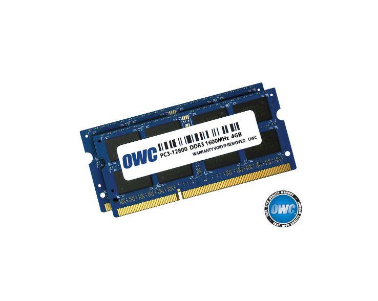 OWC OWC 8GB RAM Kit (2x4GB) MacBook Pro Mid 2012