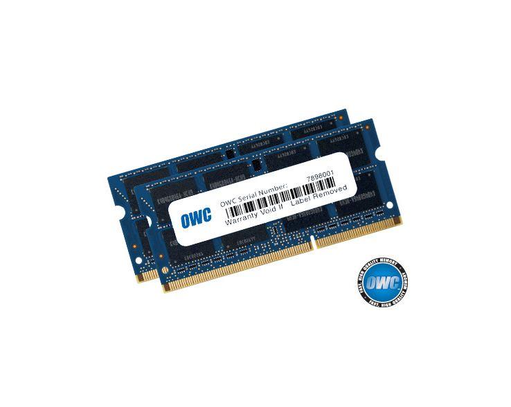 OWC OWC 16GB RAM Kit (2x8GB) MacBook Pro Mid 2012