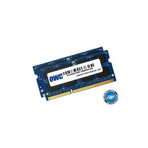 OWC 8GB RAM Kit (2x4GB) iMac Early 2009 tot Late 2009