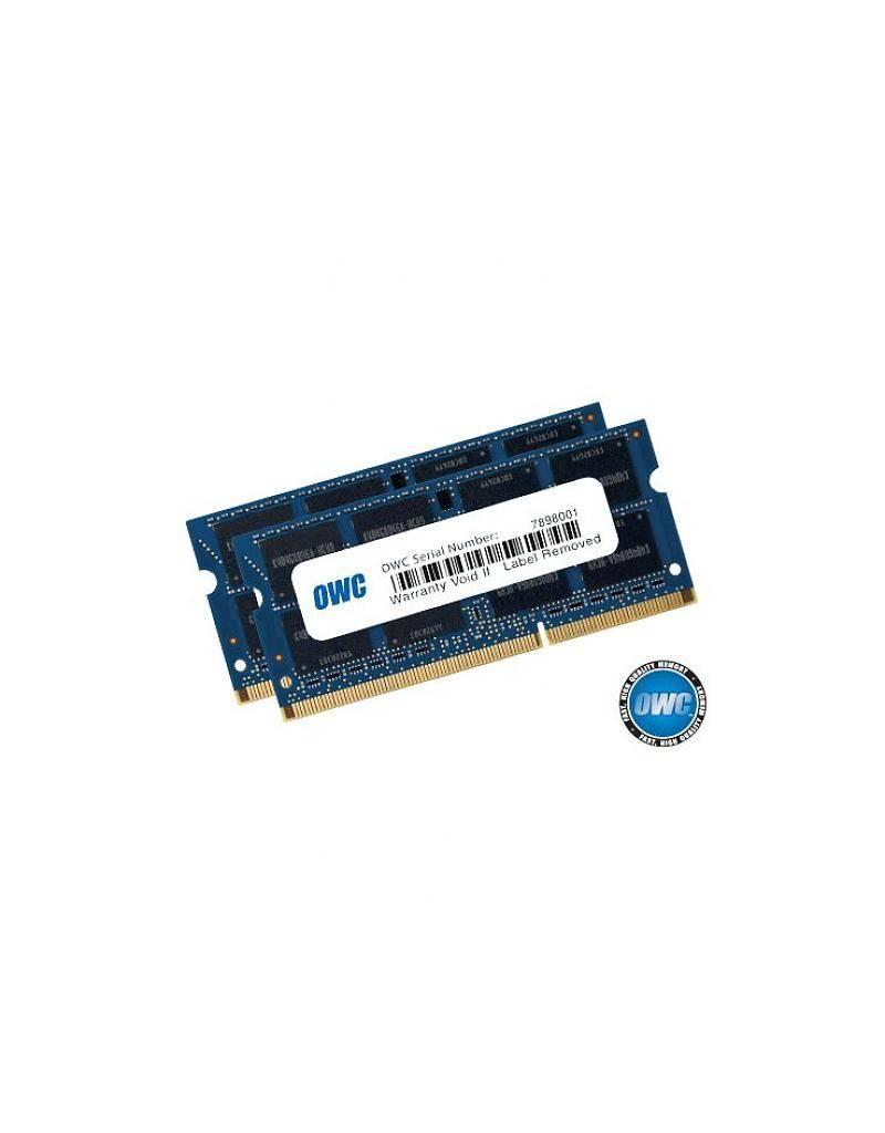 OWC OWC 16GB RAM Kit (2x8GB) SO-DIMM PC10600 1333MHz
