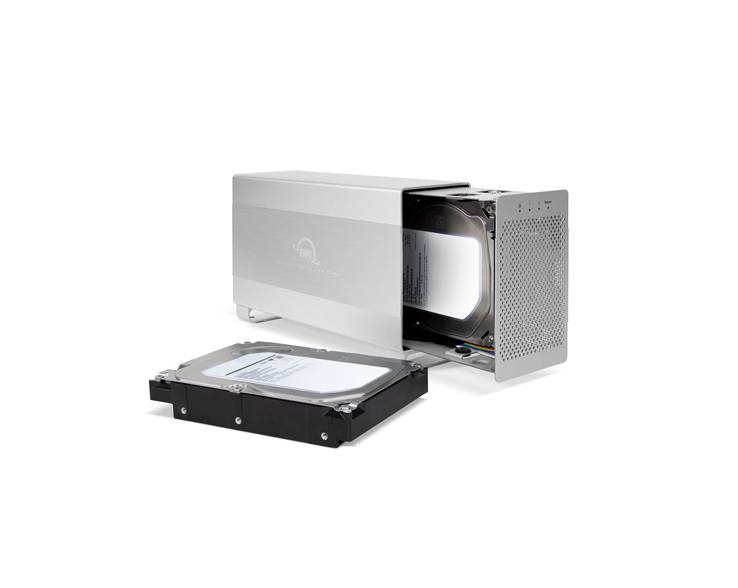 OWC OWC Mercury Elite Pro Dual USB3.0 / Firewire 800 8TB