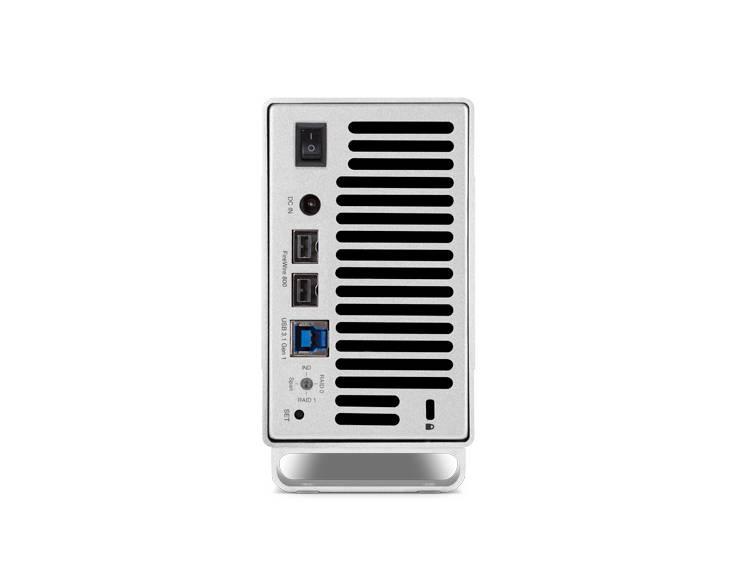 OWC OWC Mercury Elite Pro Dual USB3.0 / Firewire 800 12TB