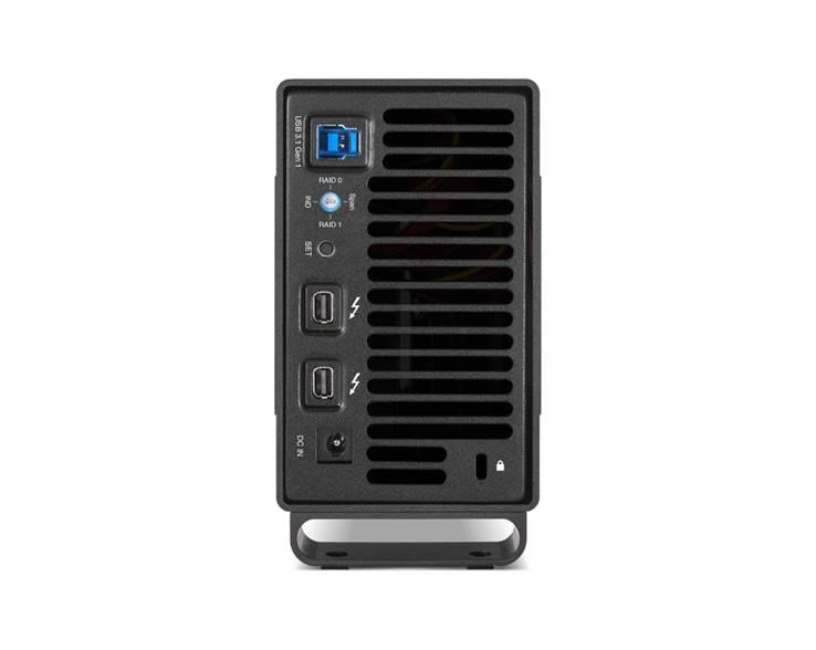 OWC OWC Mercury Elite Pro Dual Thunderbolt 2 RAID 8TB