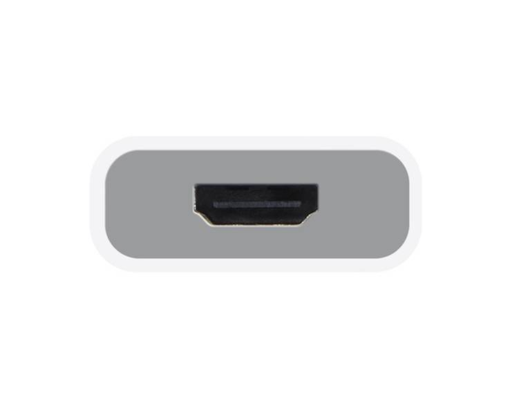 Macally USB-C naar 4K HDMI Adapter