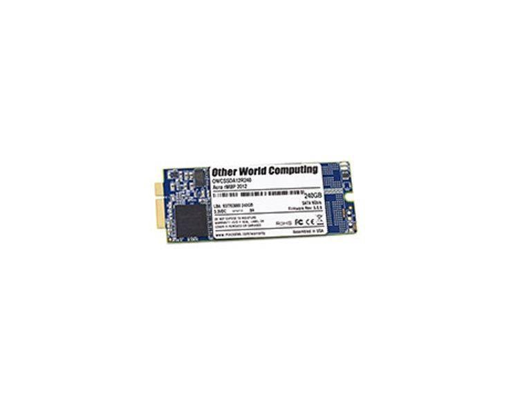 OWC OWC Aura Pro 6G 240GB SSD *Tweedekans*
