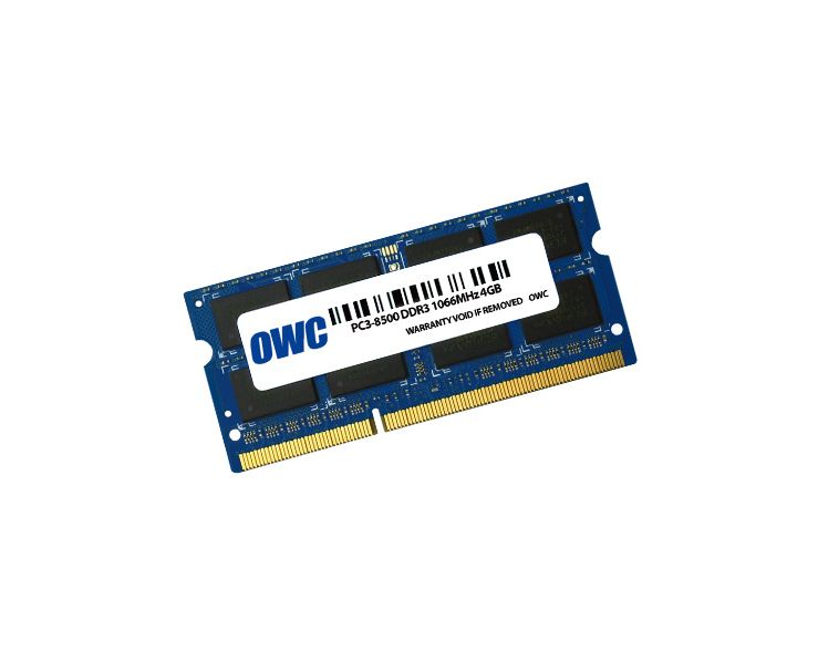 OWC OWC 4GB RAM (1x4GB) MacBook Pro Late 2008 tot Mid 2010