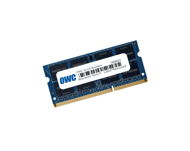 OWC OWC 8GB RAM (1x8GB) MacBook Pro Early 2011 tot Late 2011