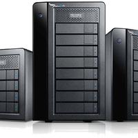 PROMISE Pegasus2 RAID systemen