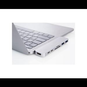 Hyper HyperDrive DUO (Zilver)