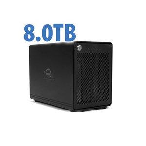OWC ThunderBay 4 (Thunderbolt 3) 8TB