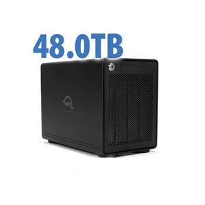 OWC ThunderBay 4 (Thunderbolt 3) 48TB