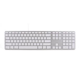 Matias Bedraad toetsenbord met numeriek gedeelte (AZERTY) *Tweedekans*