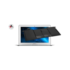 """NewerTech Macbook Air 13"""" 2010-2017 Batterij"""