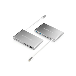 Hyper Ultimate USB-C Hub (Spacegrijs)